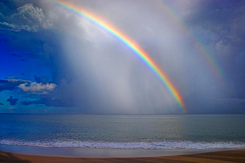 rainbow-at-sea-st-lucia-chester-williams