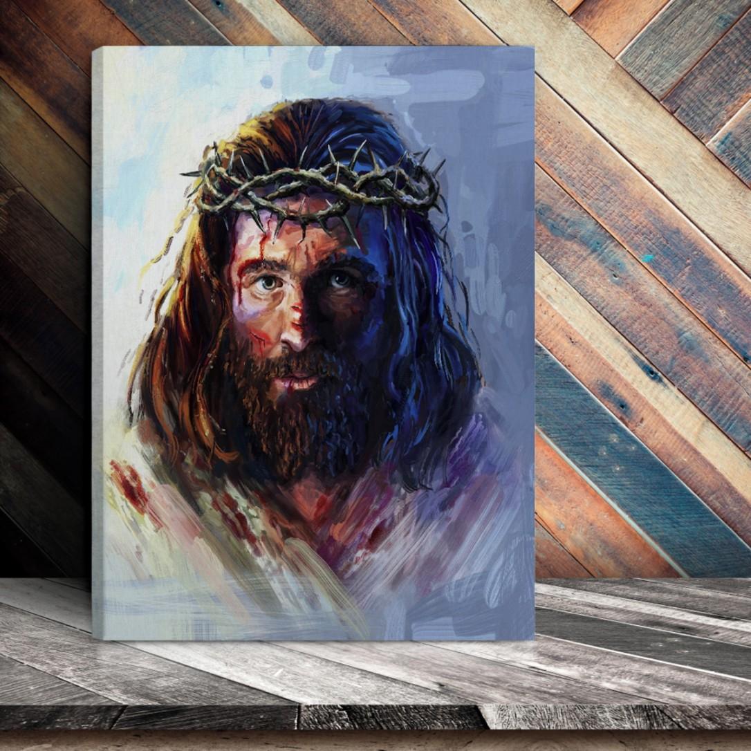 quadro-canvas-30x40cm-jesus-pintura-decoracao