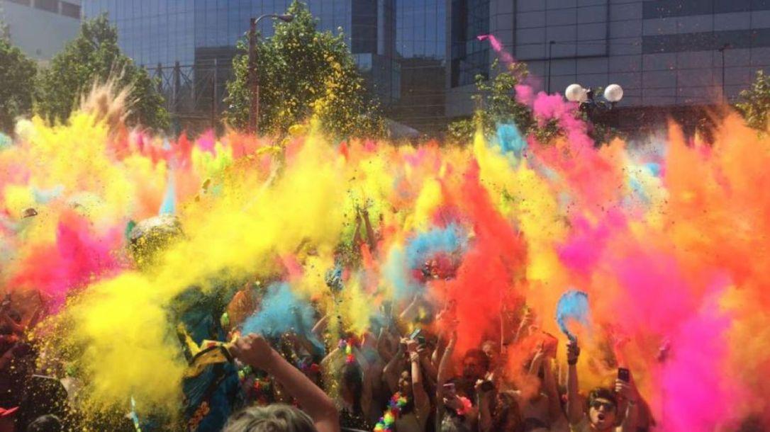 Color Run, Realidad y Percepción - Relativismo Lingüístico